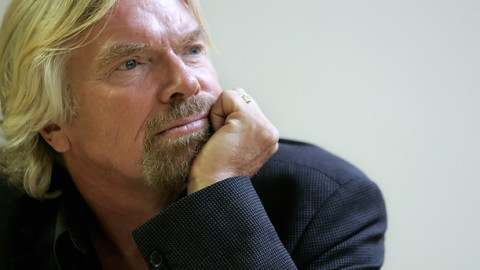 Inspiring people: Richard Branson