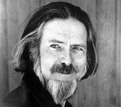 4 powerful bits of lecture from Alan Watts