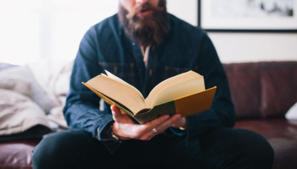 reading beard