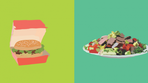 Food Psychology: why do we choose the unhealthy option?