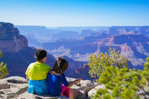 The Power of Nature to Connect Our Kids