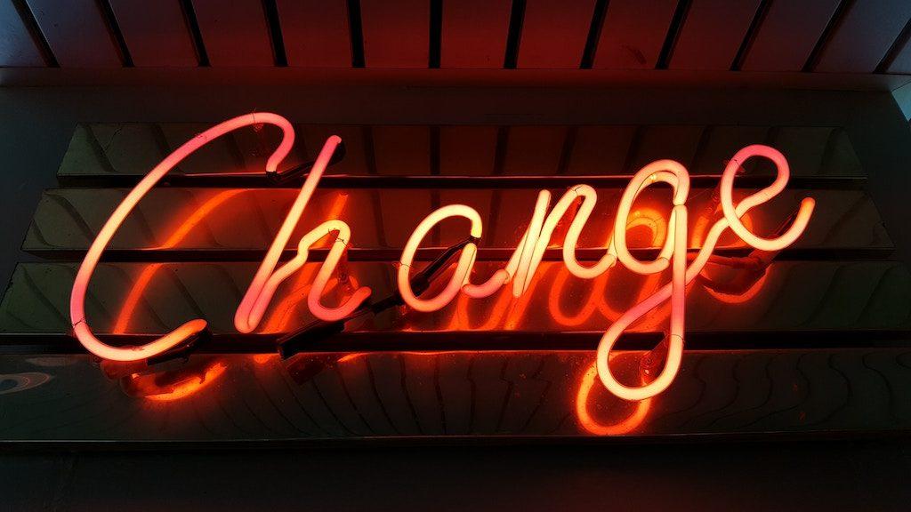Life Transitions Change