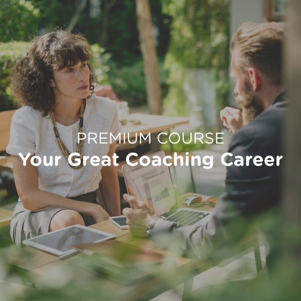 Your Great Coaching Career