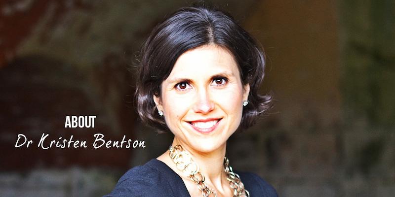 About Dr. Kristen Bentson
